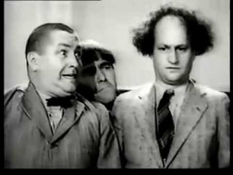 """Three Stooges """"Nuk Nuk Nuk"""""""