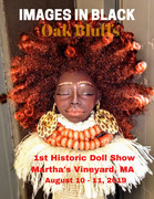 1st Historic Doll Show On Martha's Vineyard  2019  Flyer Back