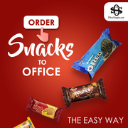 Office snacks online at low prices only in officeshoppie.com