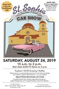2nd Annual St. Sophia Car Show