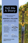 Tell Me A Story: Heroes & Villains