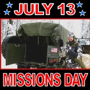 Missions Day July 13th 2019