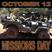 Missions Day October 12th 2019