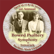 First Annual Bowed Psaltery Symphony