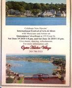 Oyster Harbor Village celebrates Arts and Ideas Festival
