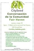 Conversación de la Comunidad- CitySeed