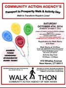 Passport to Prosperity Walk-a-Thon