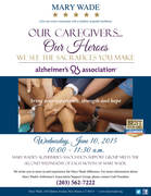 Mary Wade's Alzheimer's Caregiver Support Group Meeting