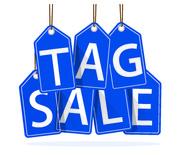 Tag Sale