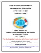 7th Annual United Neighborhood Celebration of Safety