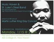MLK Concert