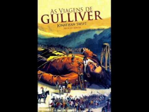 Audiolivro Viagens de Gulliver