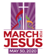 March For Jesus 2020
