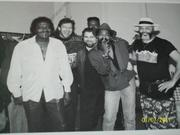 Albert Collins,Hilton Weinburg, J.B.,Johnny B.Donald Kinsey & Soco