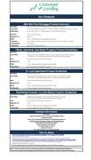Centennial Lending Commercial Rates and Programs September 2012 Updated  Web Enabled_Page_2