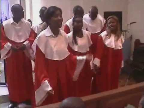 "GOSPEL  NATIONS SINGERS ""I LOVE JESUS MY LORD"""