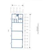 Conceptual floor plan lower level