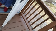 Back Door to deck