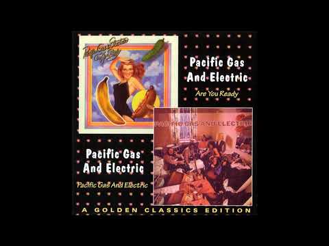 Pacific Gas And Electric – Are You Ready? (Full Album 1969)