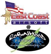 East Coast Airsoft Walk On @ Robinhood Paintball