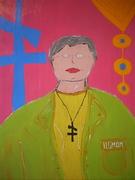 U.S. Mom Art Show by John C. Kuchera