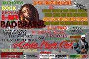 Ras Indio Performing Live