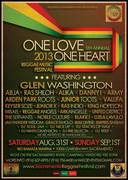 RAS INDIO (Live) @ One Love One Heart Festival
