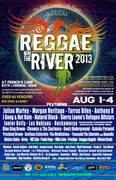 RAS INDIO (Live) @ Reggae On the River