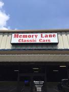 MEMORY LANE CLASSIC CAR SHOW