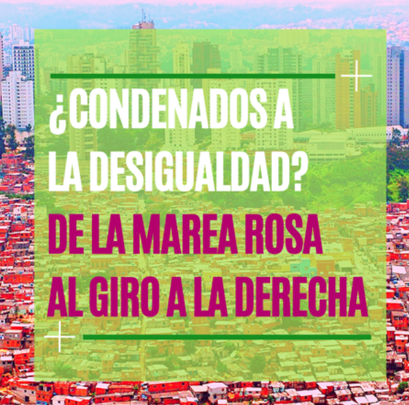 Desigualdad en América Latina:  La Marea Rosa