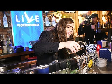 Aidy Bryant - Grey Goose Vodka Live Victoriously NYC Event
