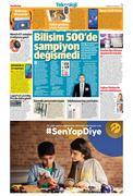 Yeni Safak Technology Page - 06072019