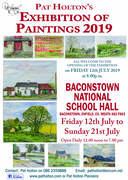 Pat Holton's Art Exhibition 2019