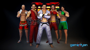 Battle Game – 3D MMA Multiplayer fight game by Animation Production Companies
