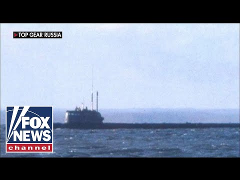 New questions about secret Russian submarine's mission before fatal fire