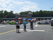 ACE HARDWARE RED WHITE & BLUE SALUTE TO AMERICA Car Show