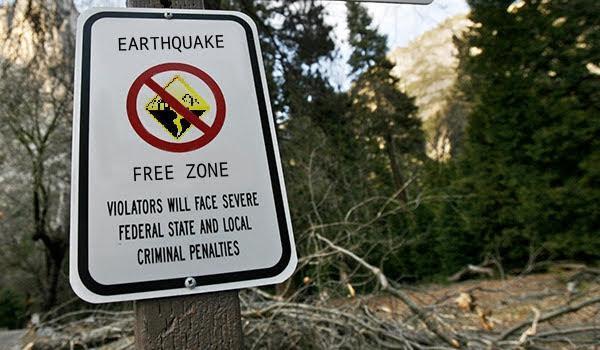 California needs sensible earthquake control