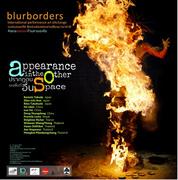 """การแสดง """"เบลอบอเดอร์ส ศิลปะแสดงสดแลกเปลี่ยนนานาชาติ"""""""