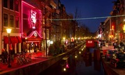 Amsterdam mayor under fire for red-light district closure idea