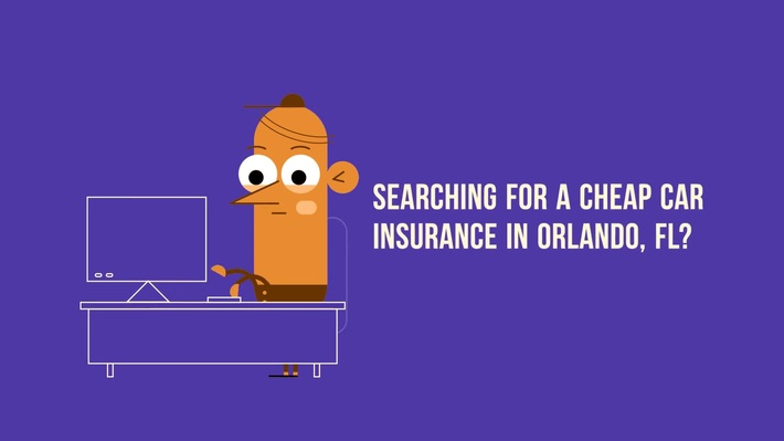 Cheap Car Insurance in Orlando FL