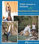 Best affordable yoga retreats in Rishikesh India