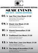 Music Events at Antiparos International Photo Festival