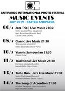 Music Events at Antiparos International Photo Festival