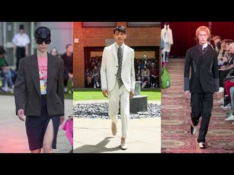 New Force -- Comprehensive Analysis of Menswear London Fashion Week  | POP Fashion