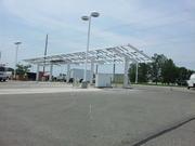 Karl Chevrolet Solar Charging station