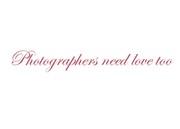 photographers need love too