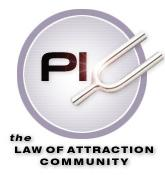 """Powerful Intentions  the """" Official """" Group and Forum"""