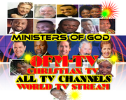 Locate All Christian TV Channels on OFM-TV Here.