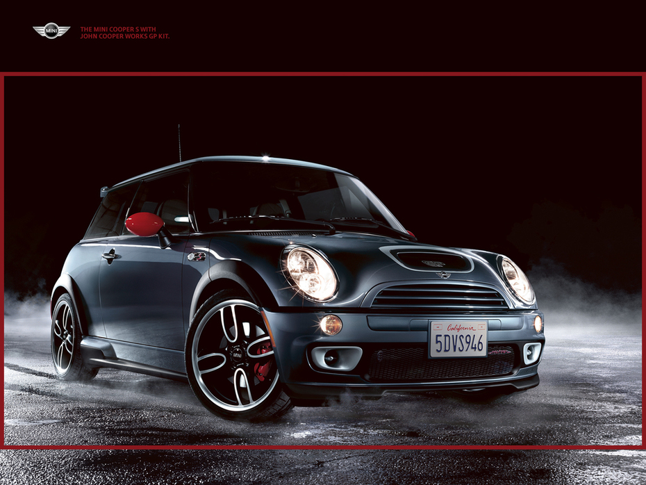 The Mini Cooper Works Special