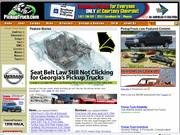 PickupTruck.com Courtesy Leaderboard Ad